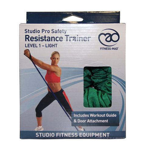 Fitness Mad Safety Resistance Trainer Light