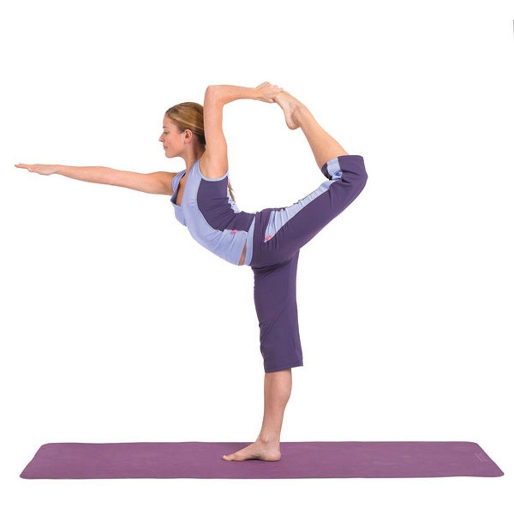 Yoga Mad Tree Mat Natural Rubber Yoga Mat
