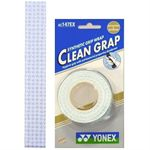 Yonex Clean Grap Racket Overgrip - 3 grip pack