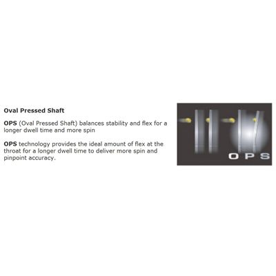 Oval Pressed Shaft Technology