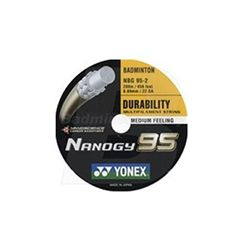 Yonex Nanogy 95 Badminton String - 200M Reel