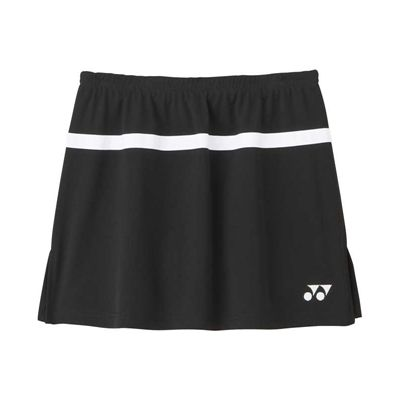 Yonex Womens Badminton Skirt - Black