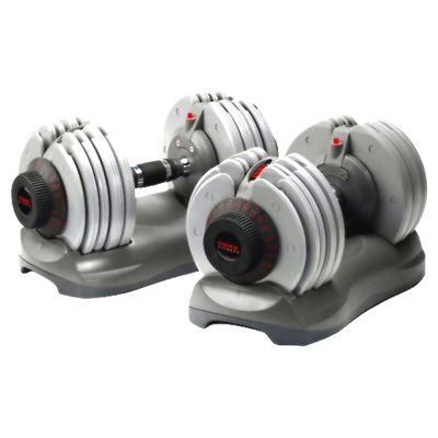 York Dial Tech 32.5kg Dumbbells