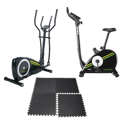 York Nexus Bike and Elliptical Set