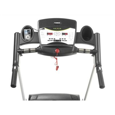 York Nexus Treadmill Console