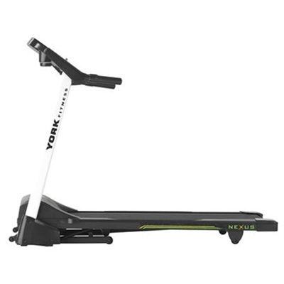 York Nexus Treadmill Side View