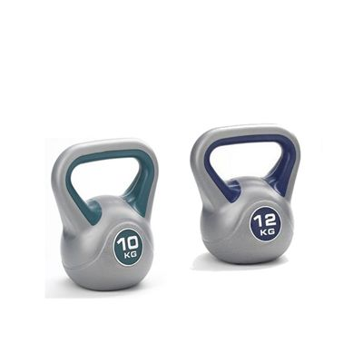 10kg and 12kg Vinyl Kettlebells