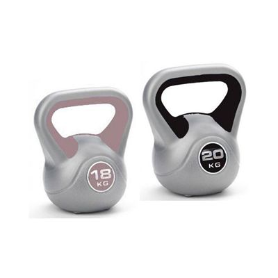 18kg and 20kg Vinyl Kettlebells