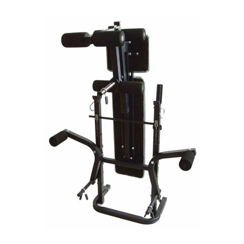 York B501 Weight Bench