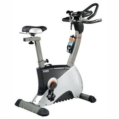 York C302 Diamond Exercise Bike Sweatband Com