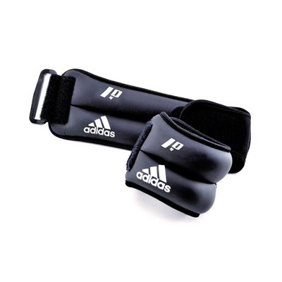Adidas Ankle Wrist Weights 2 x 1kg