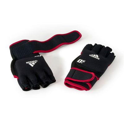 Adidas Weighted Gloves 2 x 0.5kg Third View