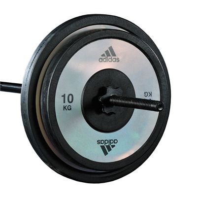Adidas 10kg Standard Elite Weight Plate