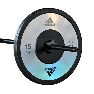 Adidas 15kg Standard Elite Weight Plate