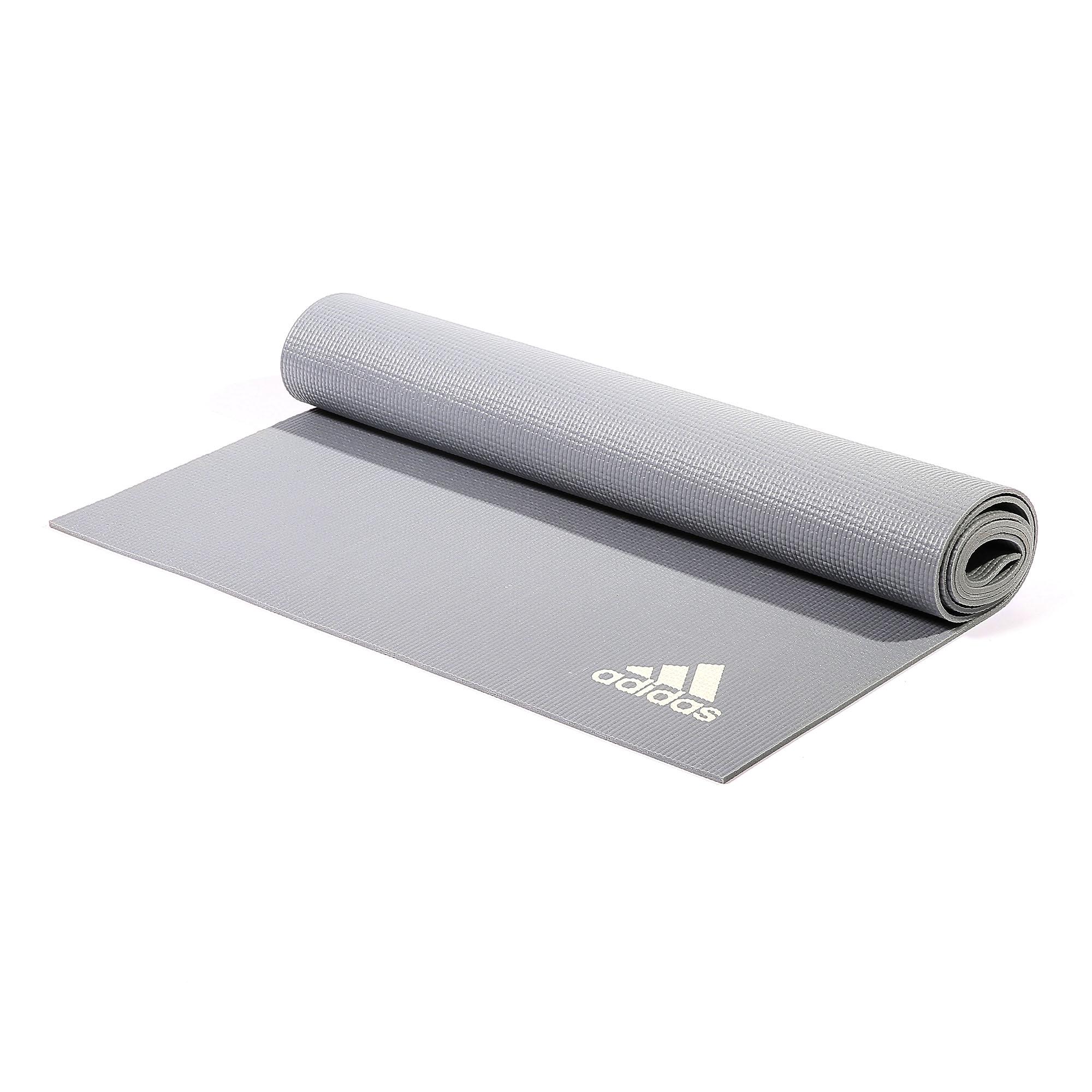adidas 4mm Yoga Mat  Grey
