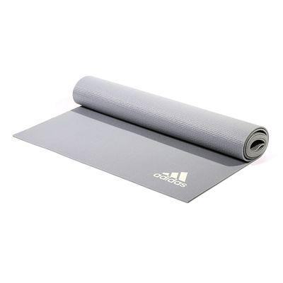adidas 4mm Yoga Mat - Grey