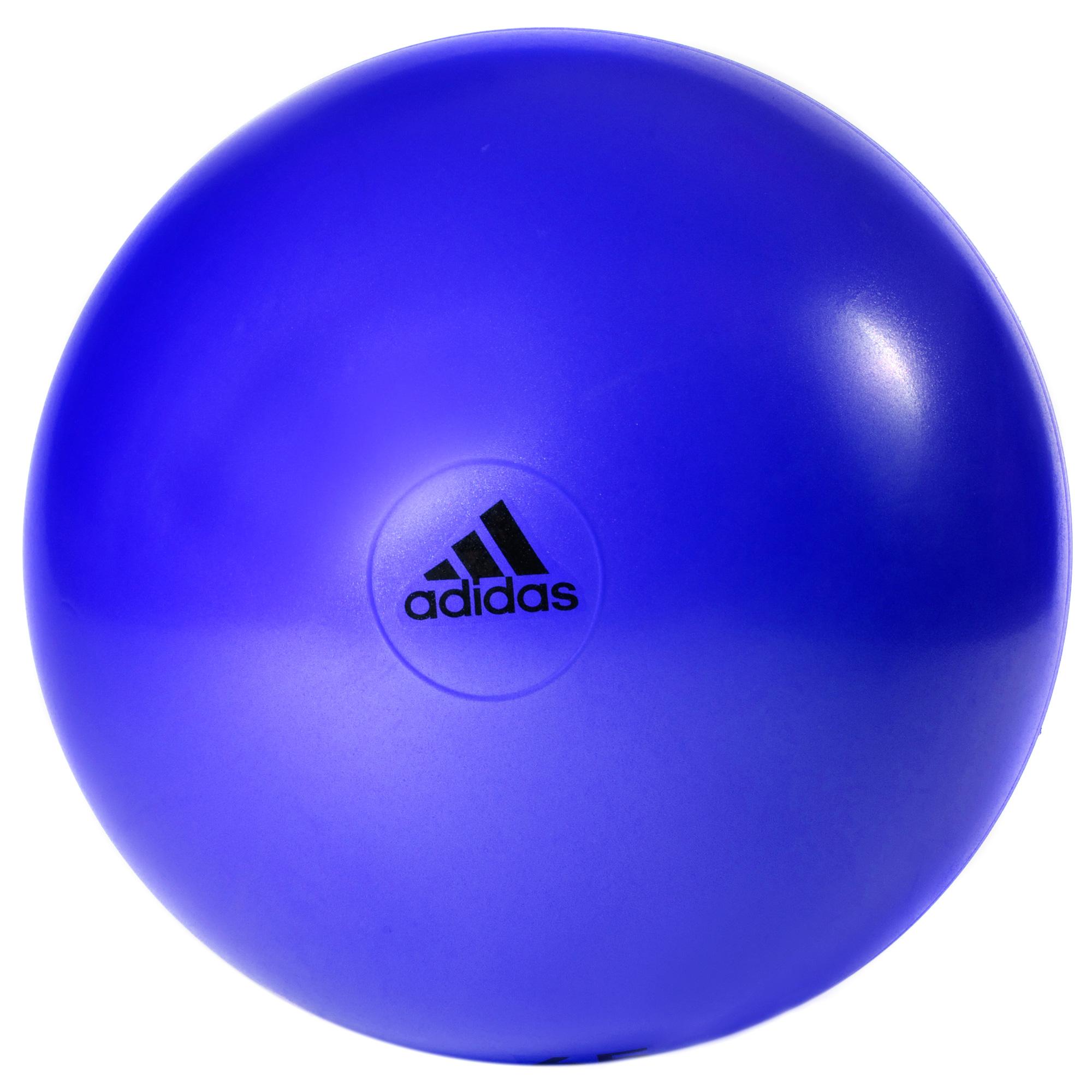 adidas 55cm Gym Ball  Purple