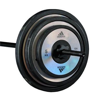 Adidas 5kg Standard Elite Weight Plate