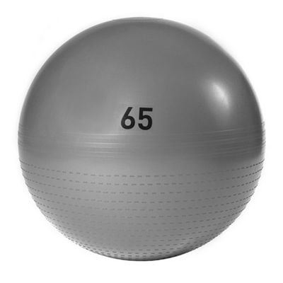 adidas 65cm Gym Ball Grey Size View