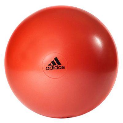 adidas 65cm Gym Ball Orange Logo View