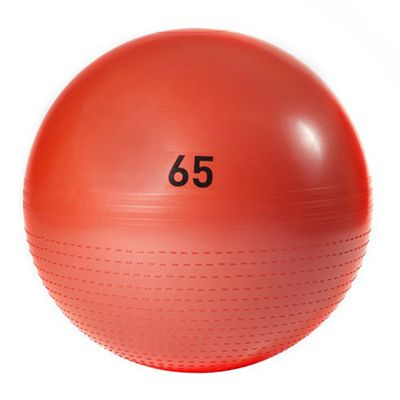 adidas 65cm Gym Ball Orange Size View