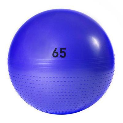 adidas 65cm Gym Ball Purple Size View