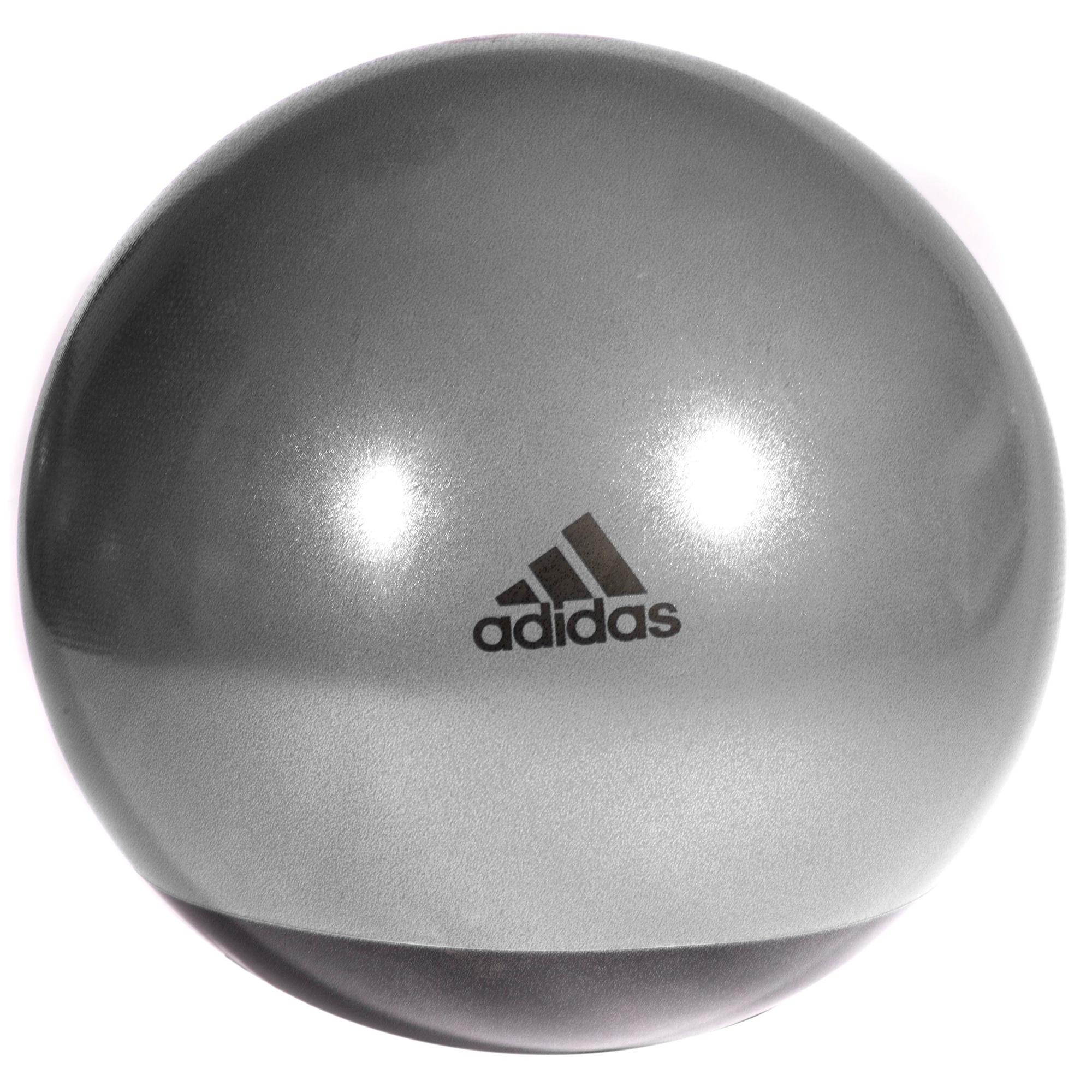 adidas 65cm Premium Gym Ball  Grey