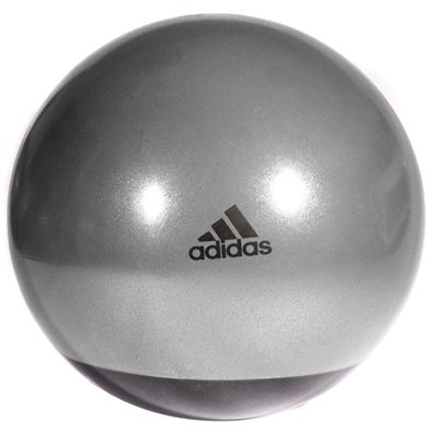 adidas 65cm Premium Gym Ball-Grey