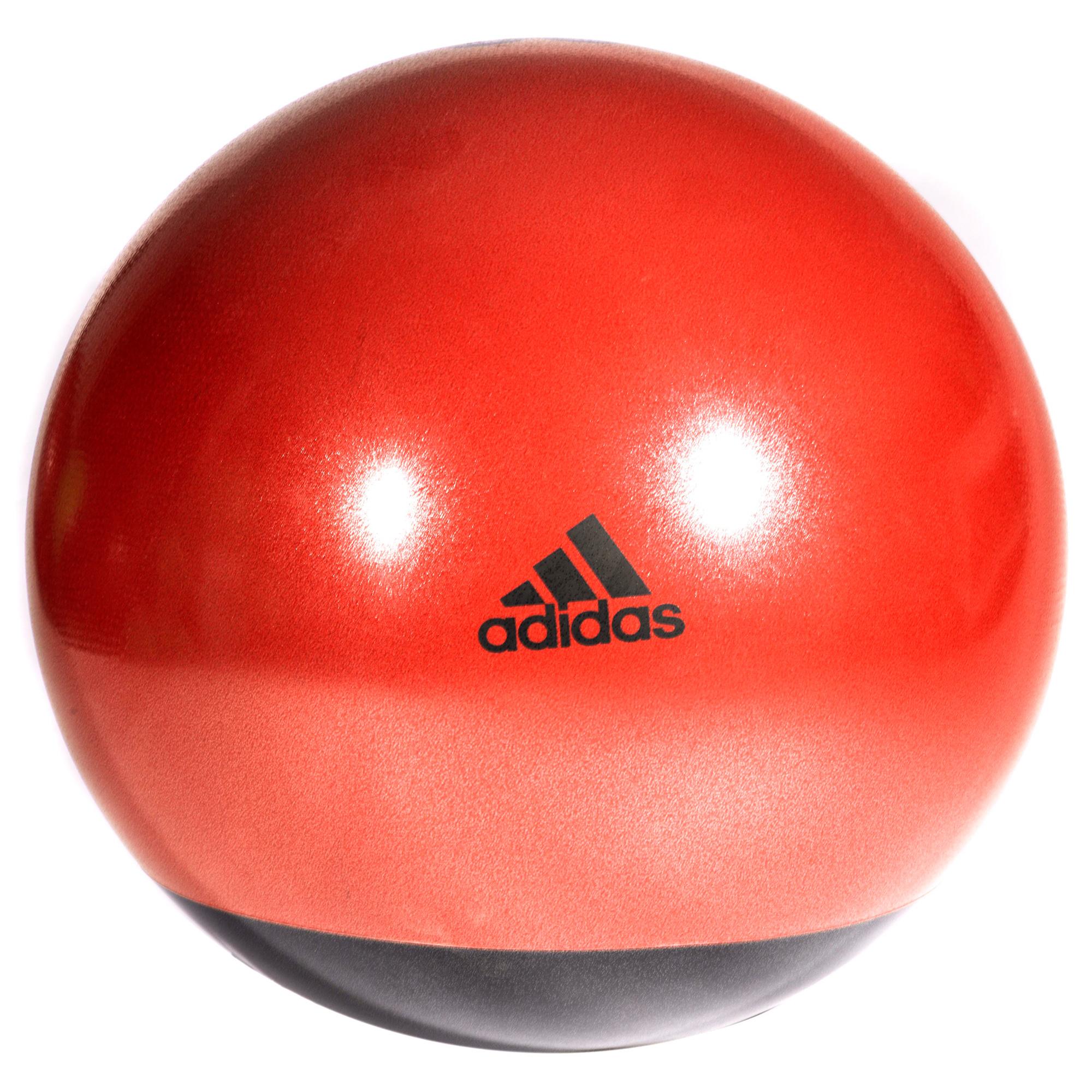 adidas 65cm Premium Gym Ball  Orange