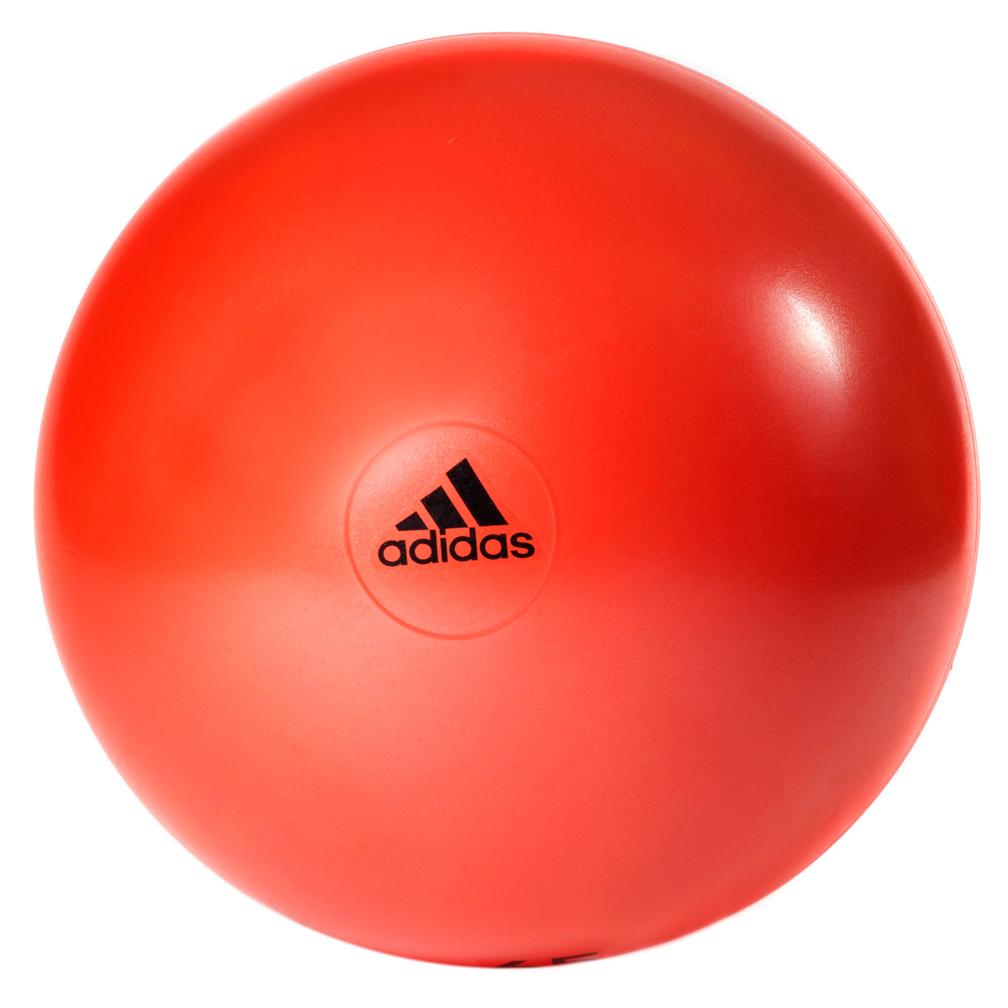 adidas 75cm Gym Ball  Orange
