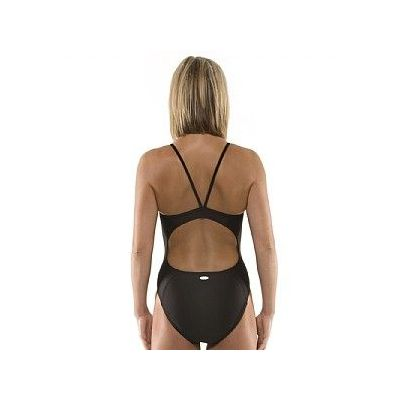 Adidas Authentic Ladies Swim Suit Back