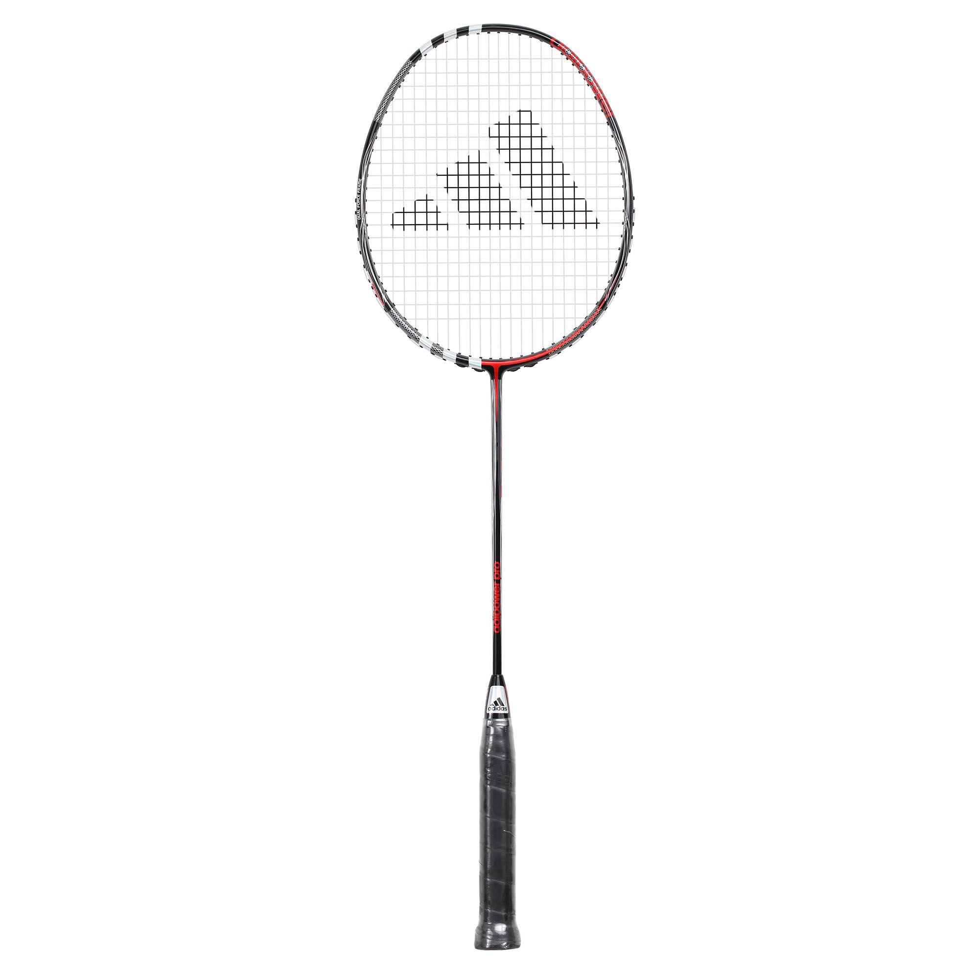 adidas Adipower Pro Badminton Racket - Sweatband.com