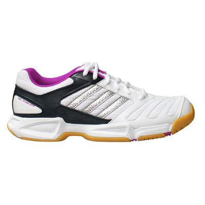 Adidas BT Feather Team Ladies Court Shoes