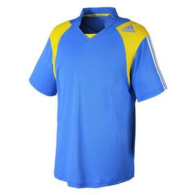 adidas Climacool Technical Mens Blue T-Shirt