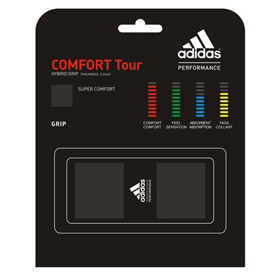 Adidas Comfort Tour Replacement Grip black