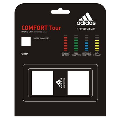 Adidas Comfort Tour Replacement Grip white