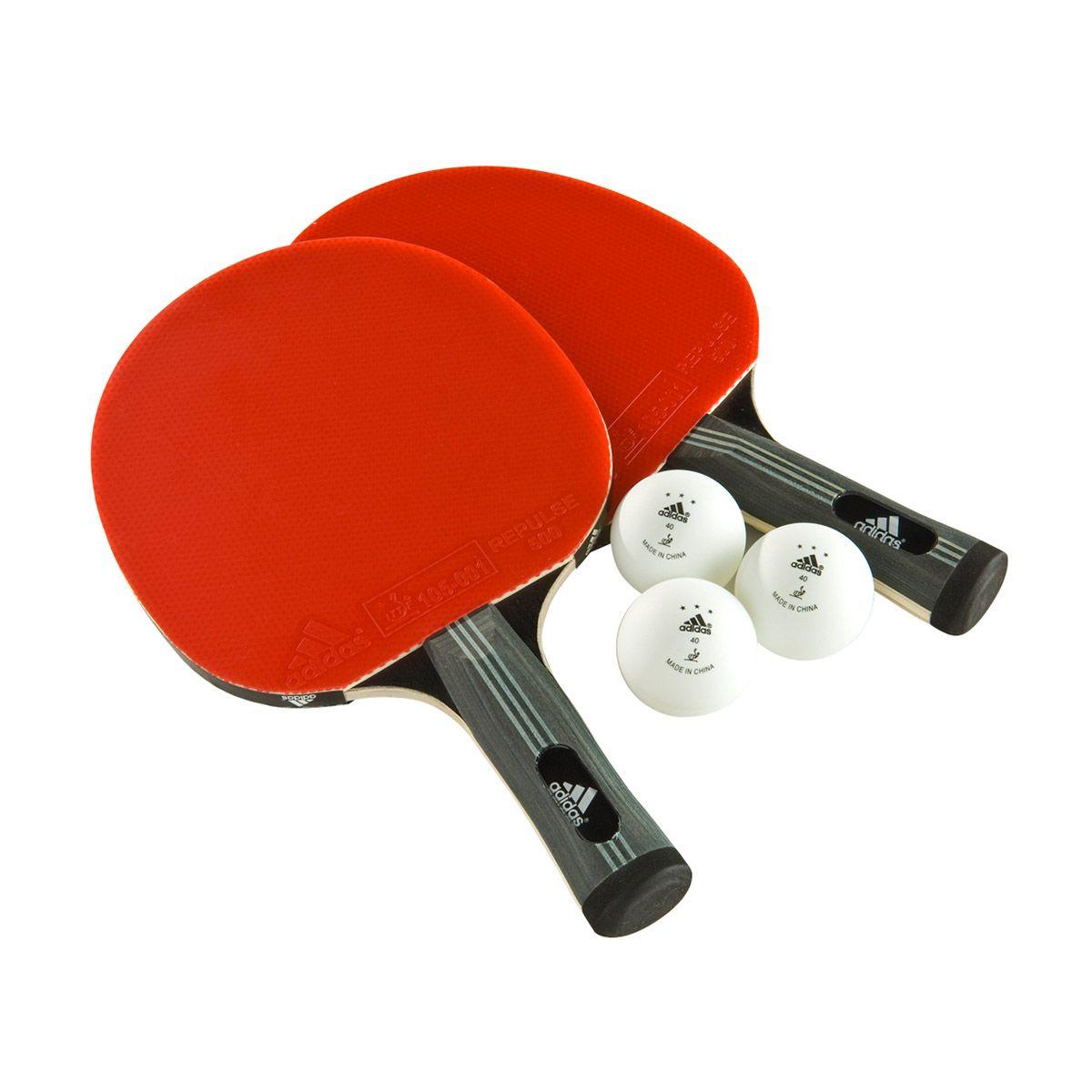 Adidas Comp Club Ii Table Tennis Set Sweatband Com