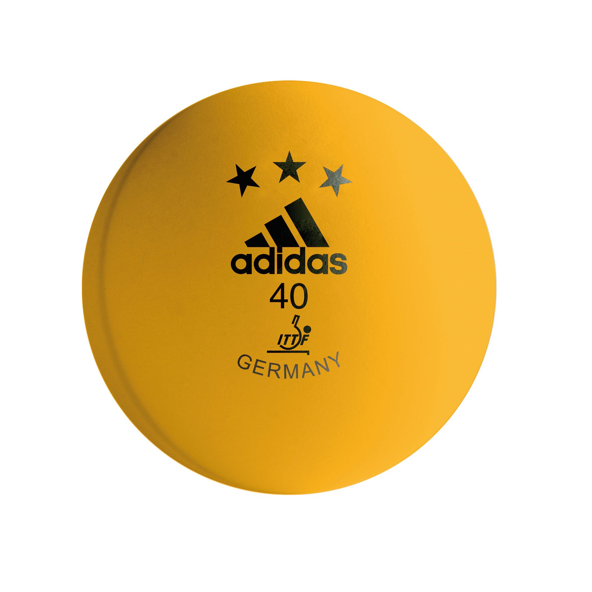 Adidas competition table tennis balls box of 120 for 1 gross table tennis balls