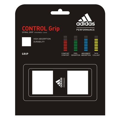 Adidas Control Replacement Grip white