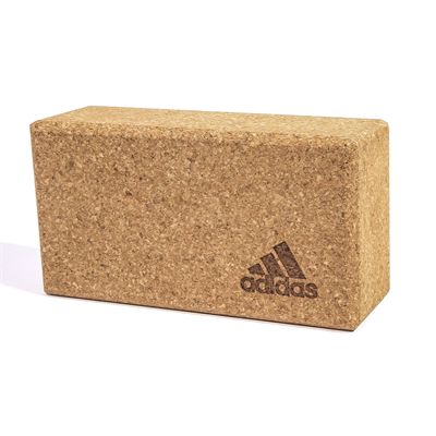 adidas Cork Yoga Block