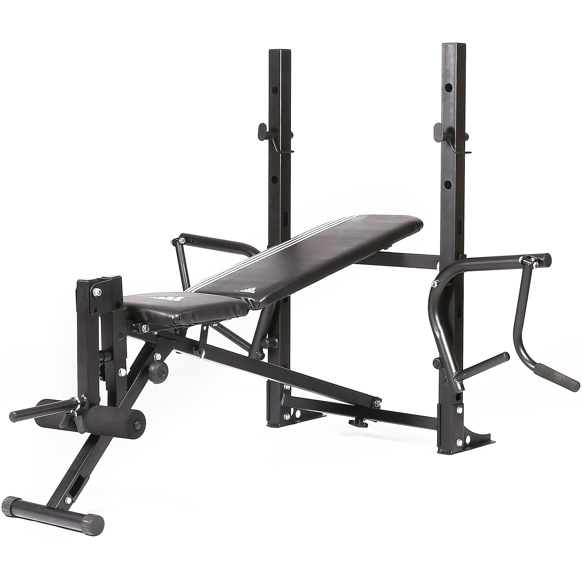 Adidas Essential Elite Station With 50kg Cast Iron Weight