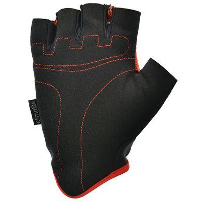 adidas Essential Fingerless Weight Lifting Gloves-Orange-Bottom