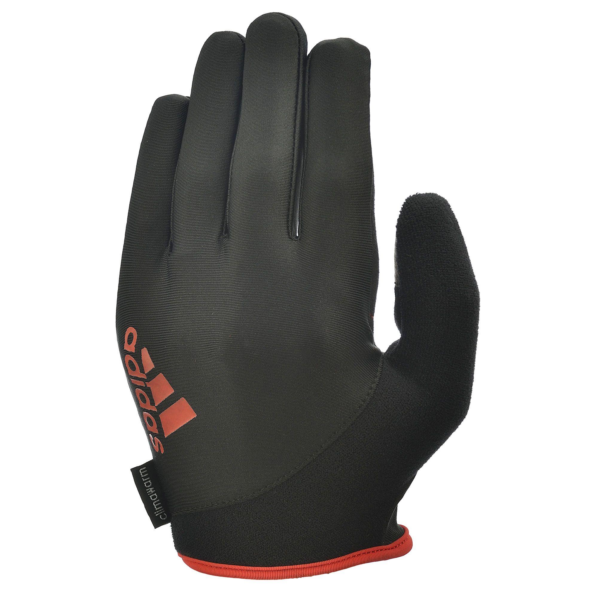 Adidas Essential Full Finger Gloves Sweatband Com