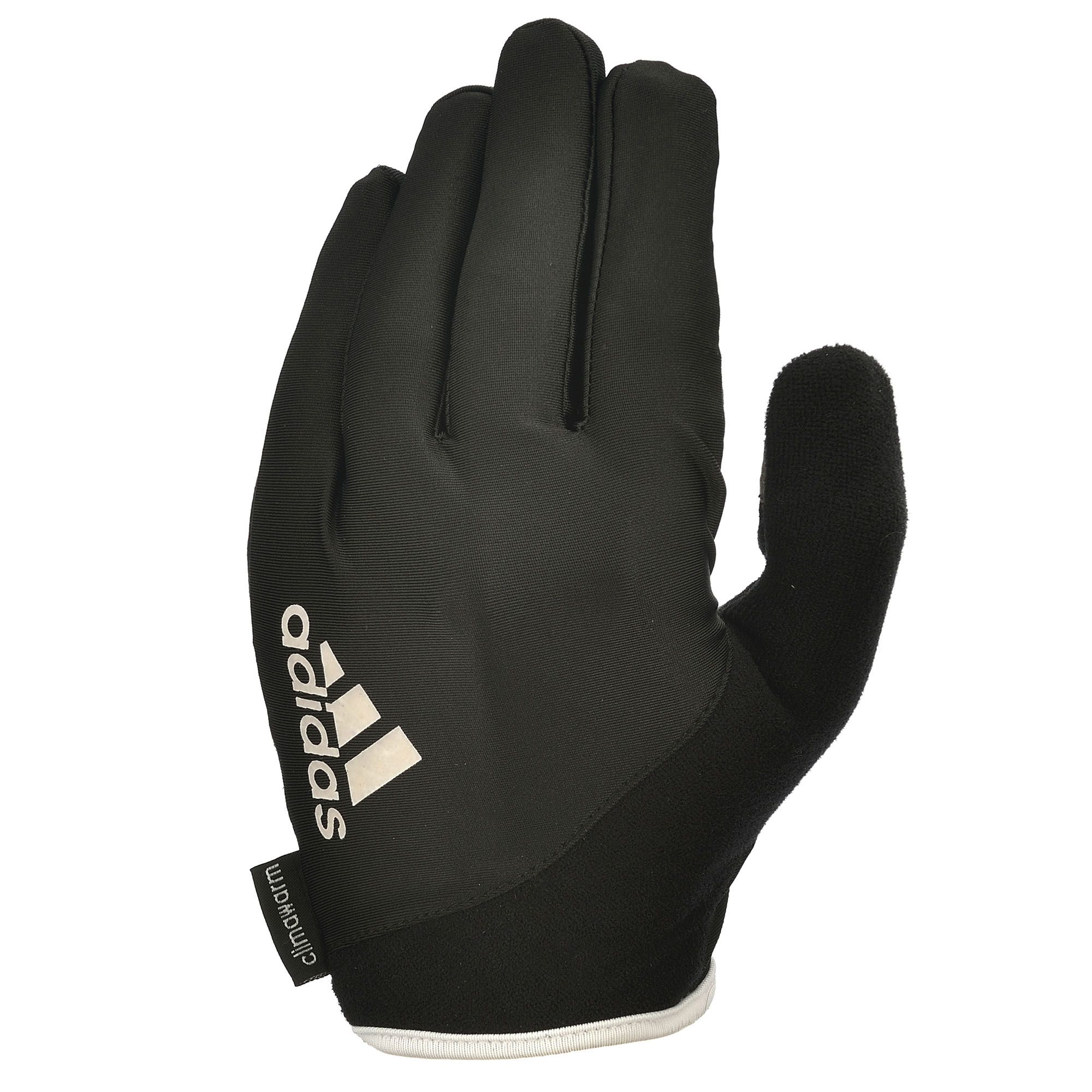 Dam Weight Lifting Gym Gloves Body Building Workout White: Adidas Essential Full Finger Gloves