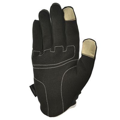 adidas Essential Full Finger Gloves - White Bottom