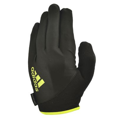 adidas Essential Full Finger Gloves - Yellow