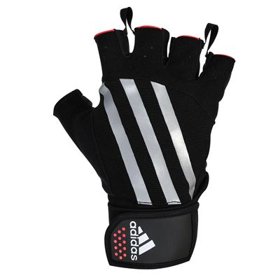 adidas Fingerless Weightlifting Gloves