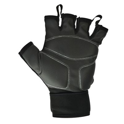 adidas Fingerless Weightlifting Gloves - Bottomadidas Fingerless Weightlifting Gloves - Bottom