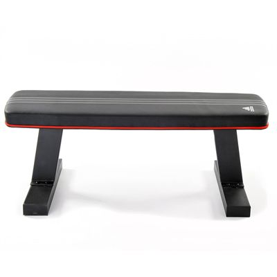 Adidas Flat Training Bench - Side