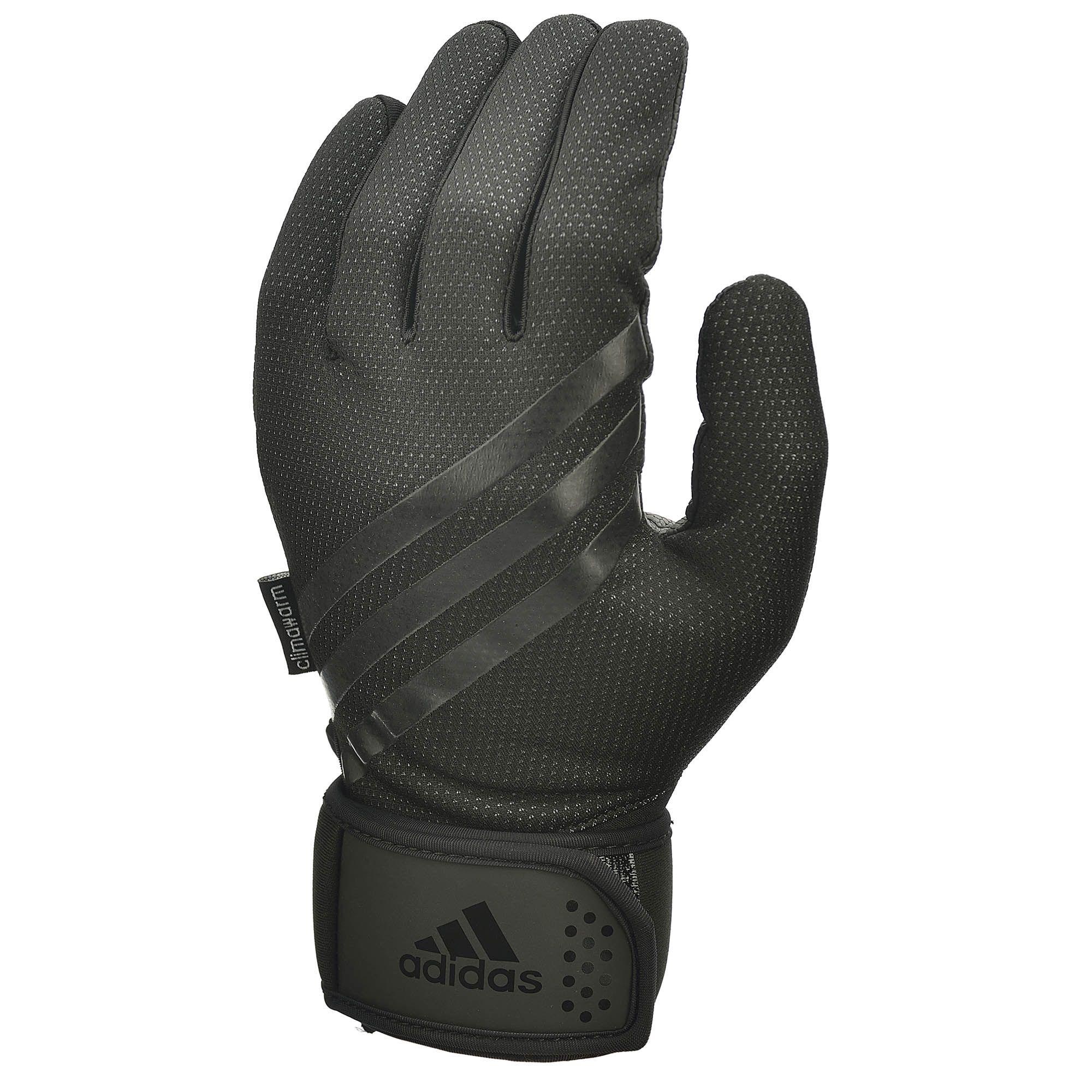 Workout Gloves Full Finger: Adidas Full Finger Outdoor Training Gloves